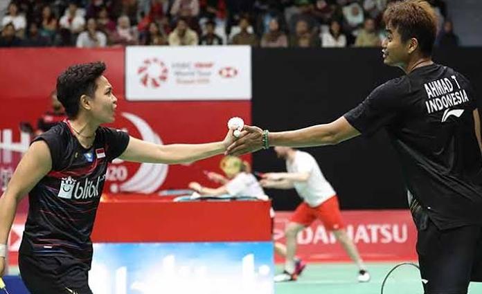 Jalani Debut Perdana di Indonesia Masters 2020, Tontowi/Apriyani Bermain Kompak