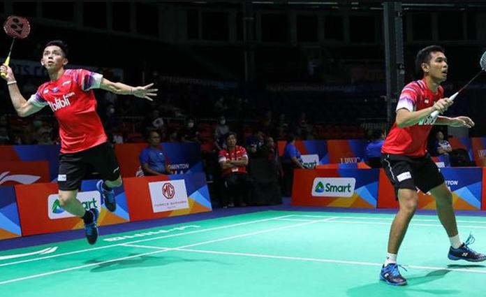 Hasil BATC 2020: Tim Badminton Putra Indonesia Keluar sebagai Juara Grup A